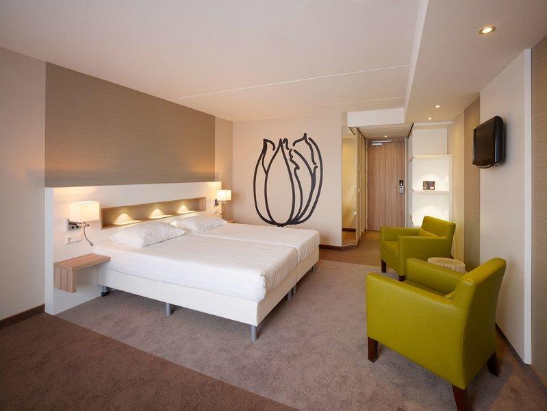 Hotelzimmer mit Aufzug im Golden Tulip Amsterdam Riverside