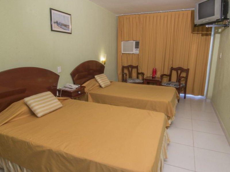 Hotelzimmer mit Restaurant im Hotel Camagüey