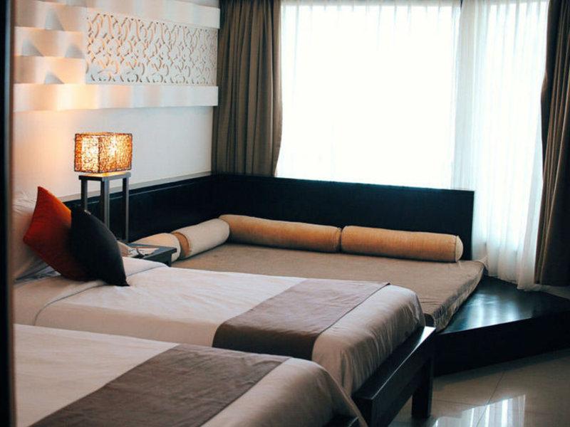 Hotelzimmer mit Golf im Bintan Lagoon Resort