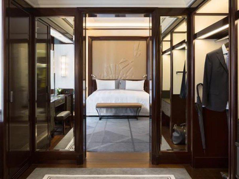 Hotelzimmer mit Aerobic im The Peninsula Paris