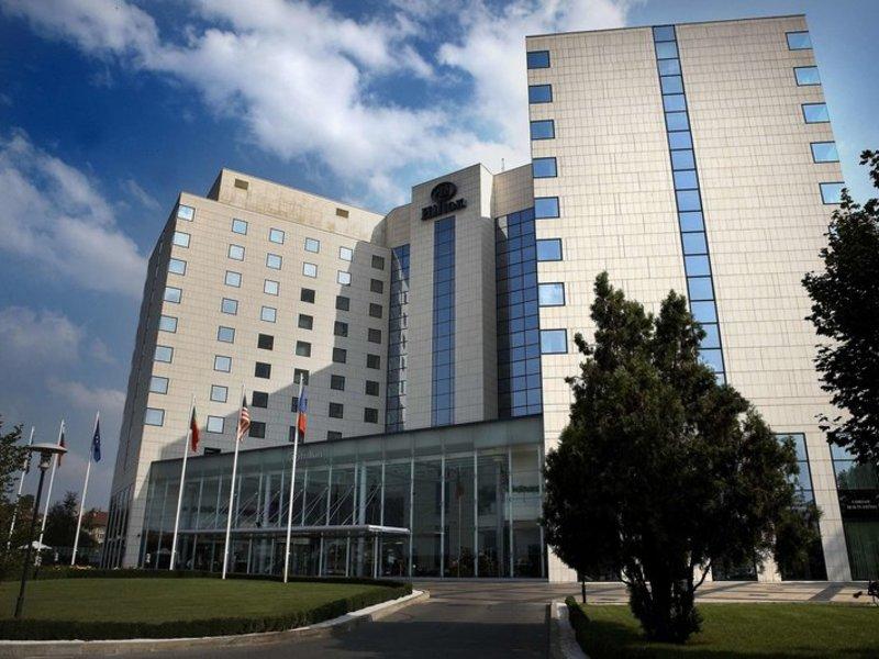 Hotel Hilton Sofia günstig bei weg.de buchen - Bild von airtours