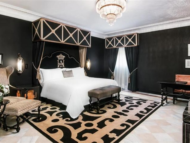 Hotelzimmer mit Clubs im Hotel Alfonso XIII, a Luxury Collection Hotel, Sevilla