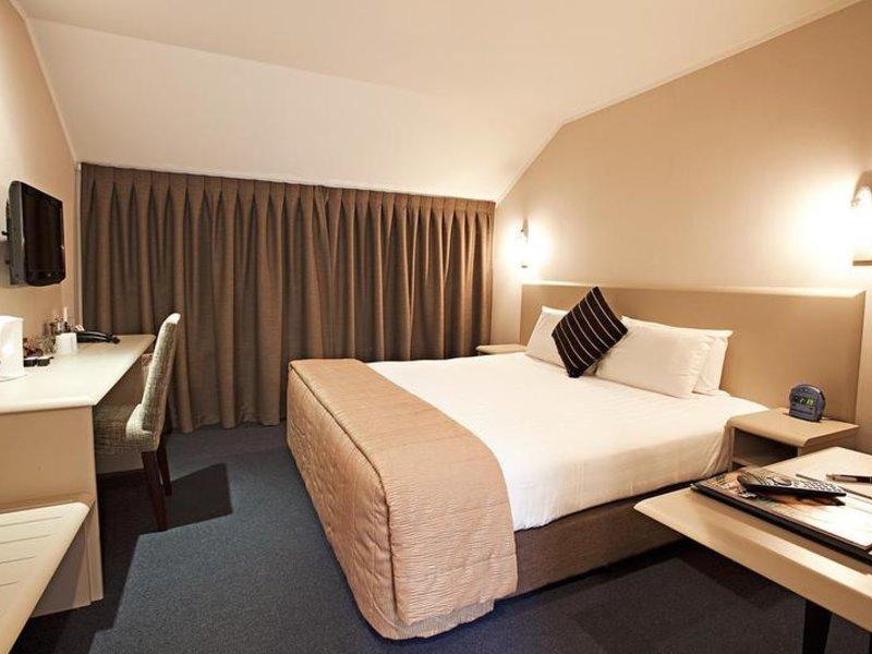 Hotelzimmer mit Casino im Mount Richmond