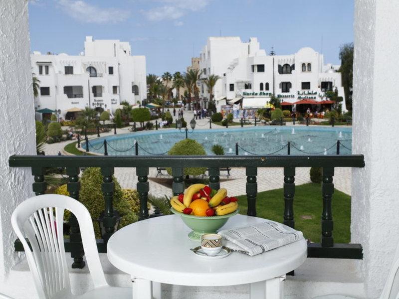 Hotelzimmer mit Golf im Les Maisons de Jardin