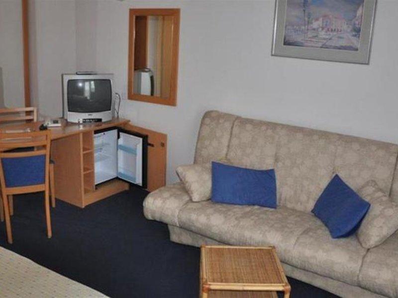 Hotelzimmer mit Segeln im Hotel Porec