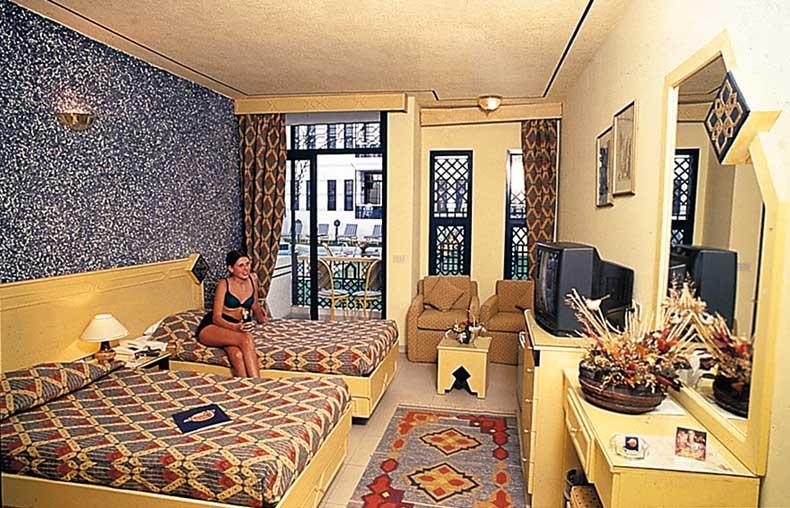 Hotelzimmer mit Tennis im Tropicana Rosetta & Jasmine Club