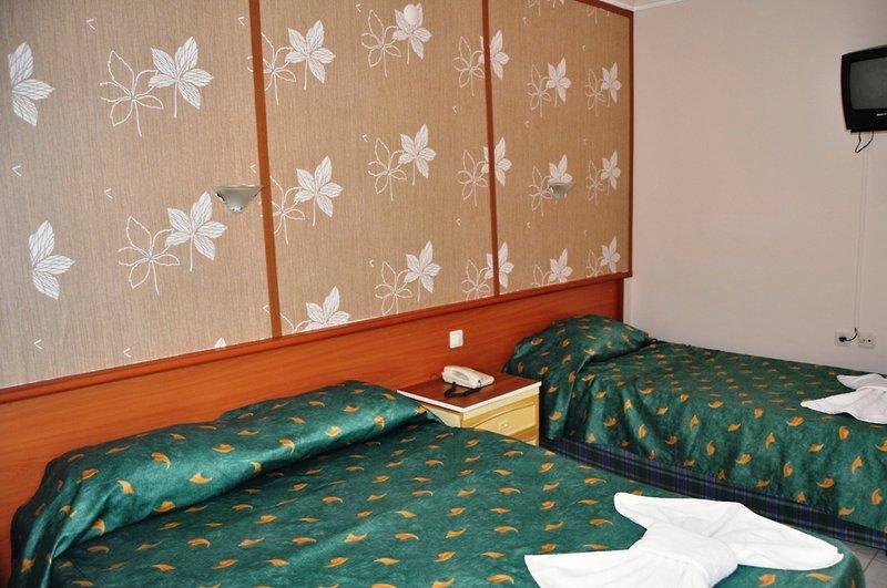 Hotelzimmer mit Fitness im Moonlight