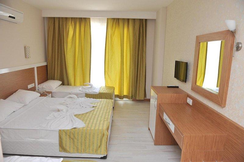 Hotelzimmer mit Wassersport im Harmony Side