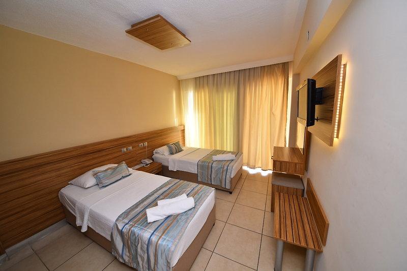 Hotelzimmer mit Tischtennis im Rosary Beach