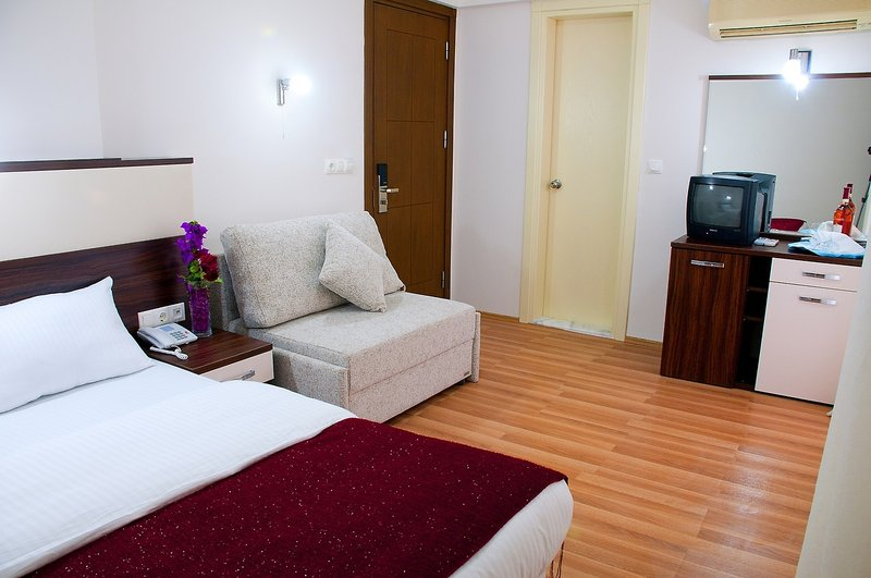 Hotelzimmer mit Fitness im Dogan Beach Resort & Spa