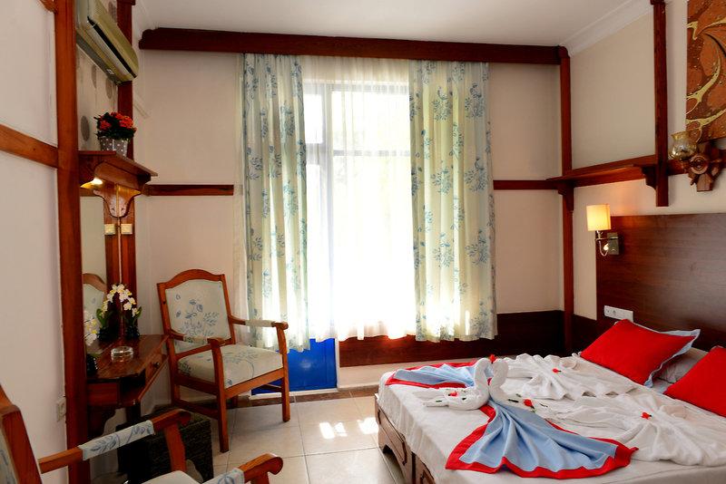 Hotelzimmer mit Fitness im Merhaba