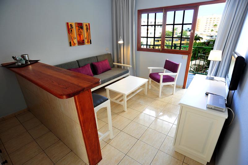 Hotelzimmer mit Tauchen im Don Diego Apartamentos