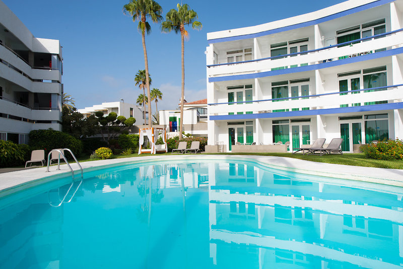 Hotel Arco Iris Apartments in Gran Canaria - Bild von TROPO