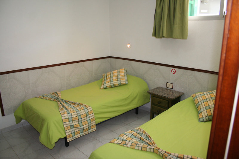 Hotelzimmer mit Pool im Maba Playa Apartamentos