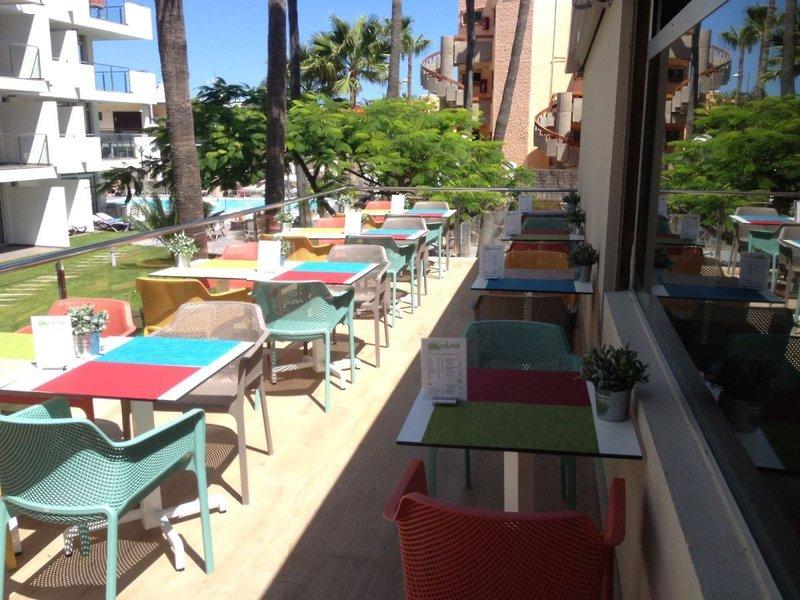 Hotel Apartamentos El Palmar in Gran Canaria - Bild von TROPO