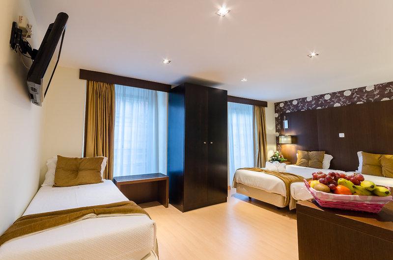Hotelzimmer mit Aufzug im Duas Nacoes