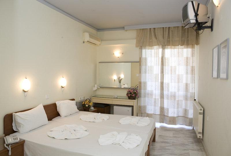 Hotelzimmer mit Funsport im Hotel Haris