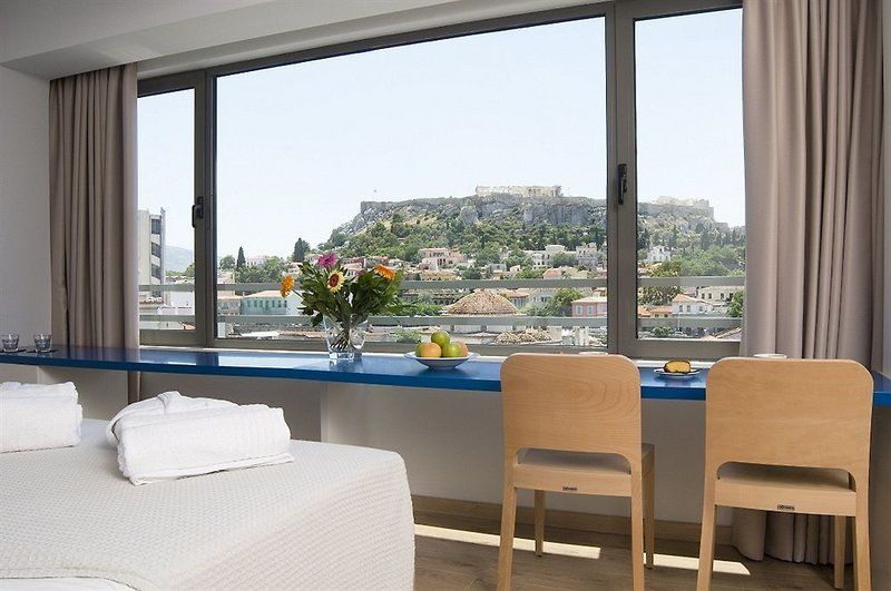 Hotelzimmer mit Fitness im A for Athens
