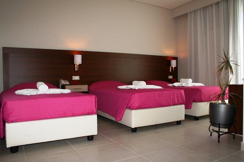 Hotelzimmer mit Reiten im Matala Bay Hotel & Apartments