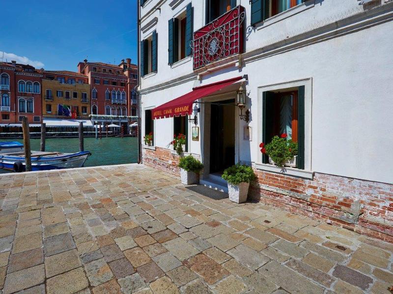 Hotel Canal Grande in Venetien - Bild von TROPO