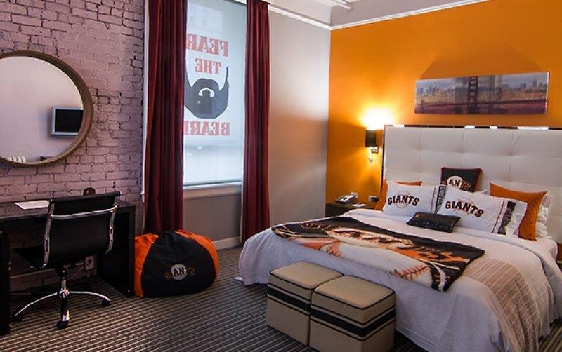Hotelzimmer mit Clubs im Union Square
