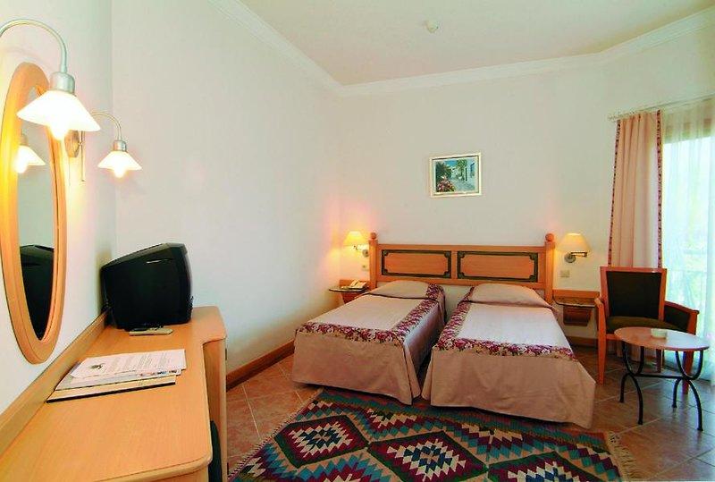 Hotelzimmer mit Tischtennis im Costa 3S Beach