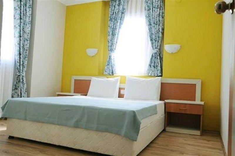 Hotelzimmer mit Aerobic im Costa Akkan Hotel