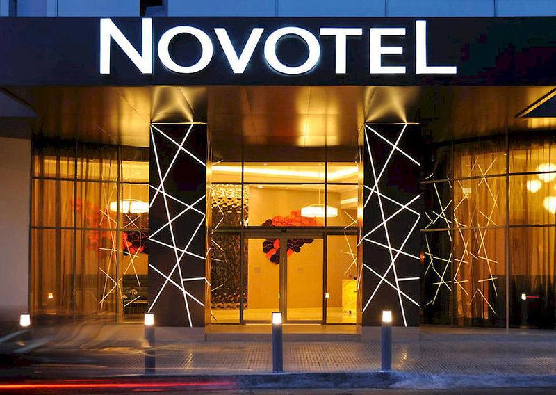 Hotel Novotel Nuernberg Centre Ville in Bayern - Bild von HLX/holidays.ch