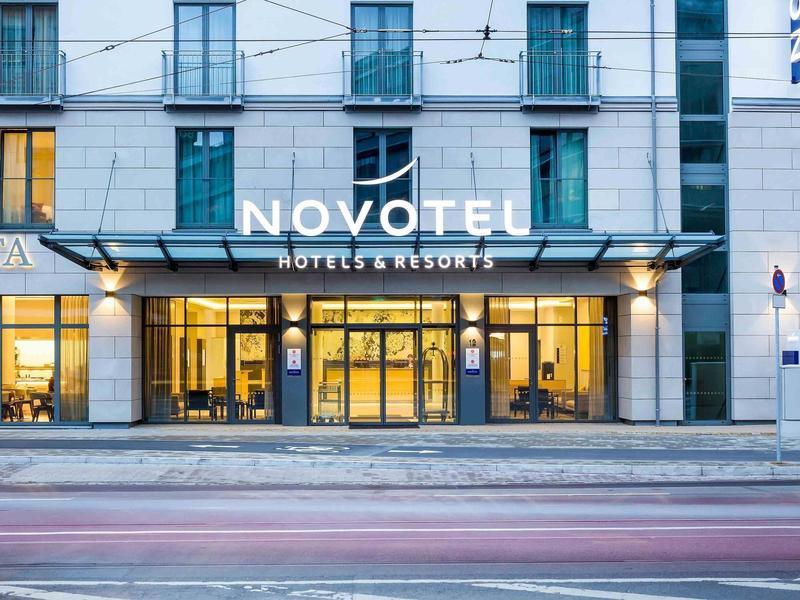 Hotel Novotel Nuernberg Centre Ville günstig bei weg.de buchen - Bild von HLX/holidays.ch