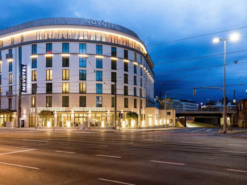 Hotel Novotel Nuernberg Centre Ville 1 Bewertungen - Bild von HLX/holidays.ch