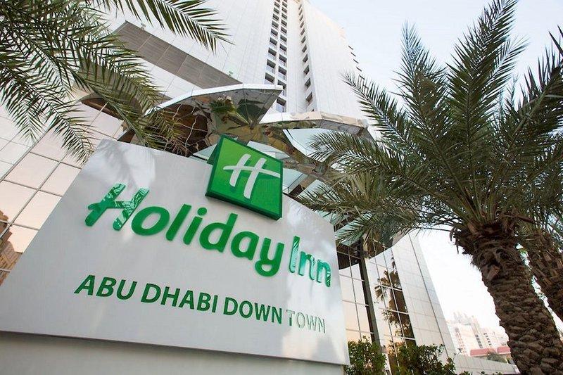Hotel Holiday Inn Abu Dhabi Downtown 1 Bewertungen - Bild von Neckermann Reisen