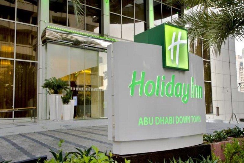 Hotel Holiday Inn Abu Dhabi Downtown in Abu Dhabi - Bild von Neckermann Reisen