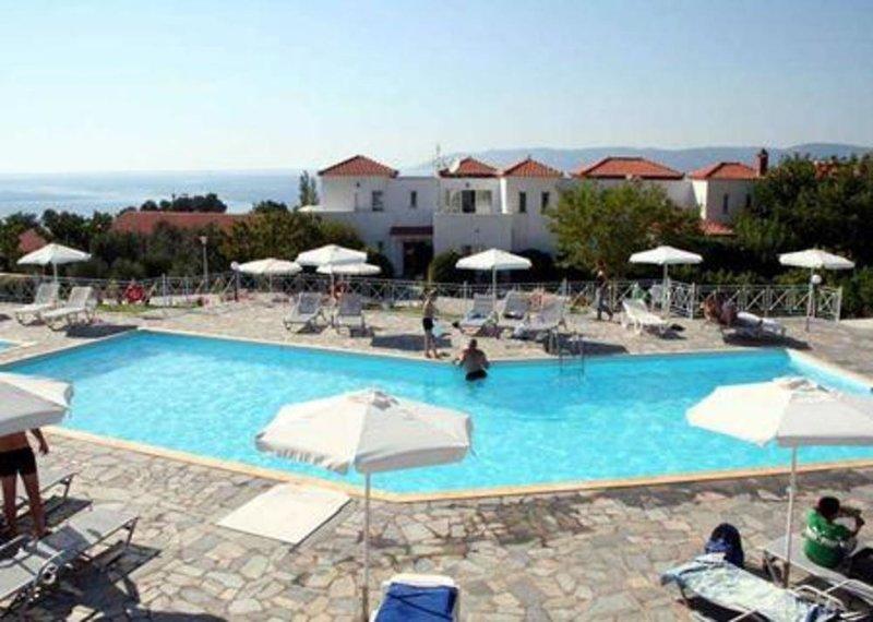 Akti Hotel in Lesbos - Bild von Neckermann Reisen
