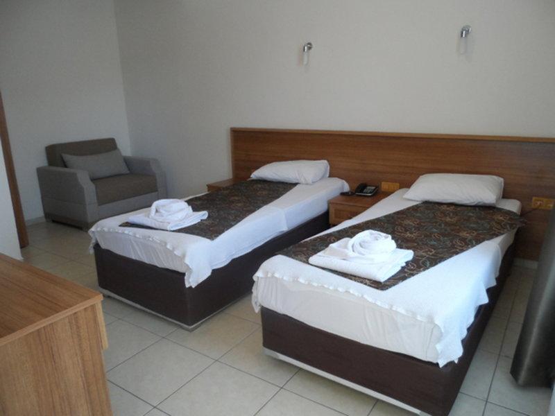 Hotelzimmer mit Fitness im Hotel Pera Alanya
