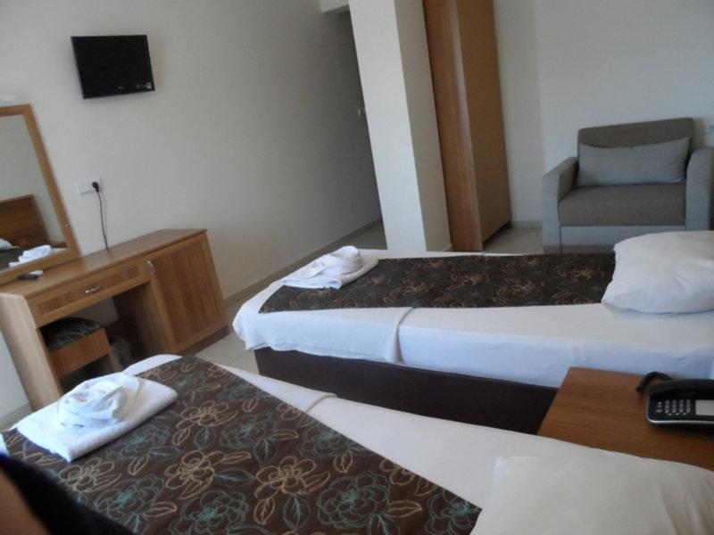 Hotelzimmer mit Funsport im Hotel Pera Alanya