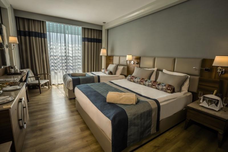 Hotelzimmer mit Fitness im Sensitive Premium Resort