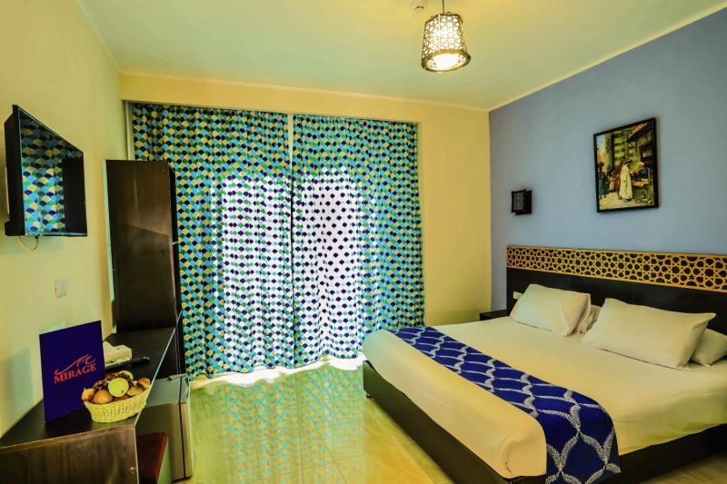Hotelzimmer mit Fitness im Mirage Bay Resort & Aquapark