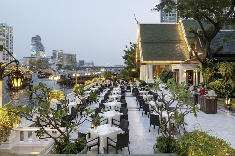 Hotel Mandarin Oriental Bangkok günstig bei weg.de buchen - Bild von DERTOUR