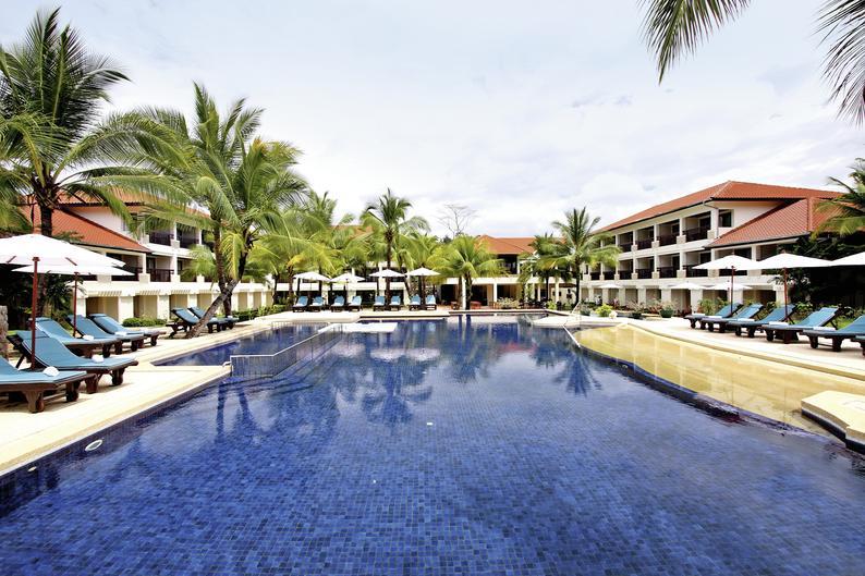 Hotel The Briza Beach Resort in Khao Lak - Bild von DERTOUR