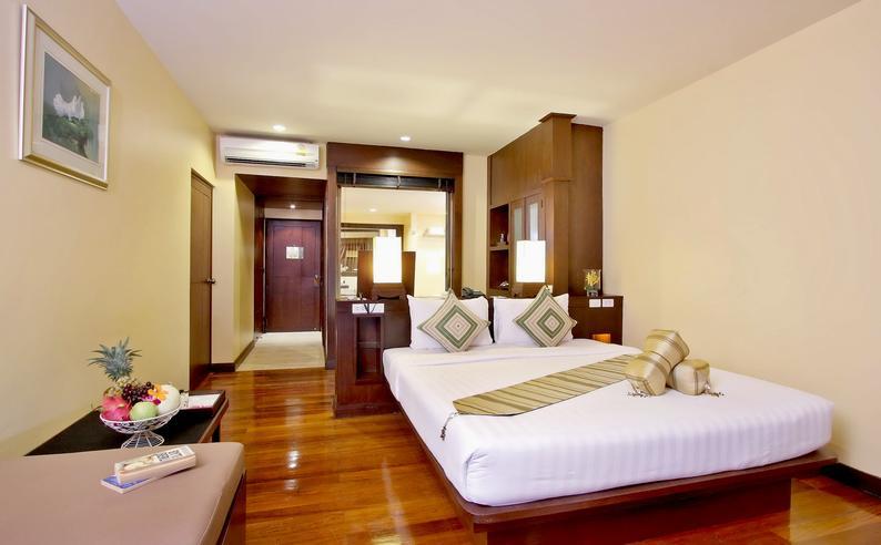 Hotelzimmer mit Fitness im The Briza Beach Resort