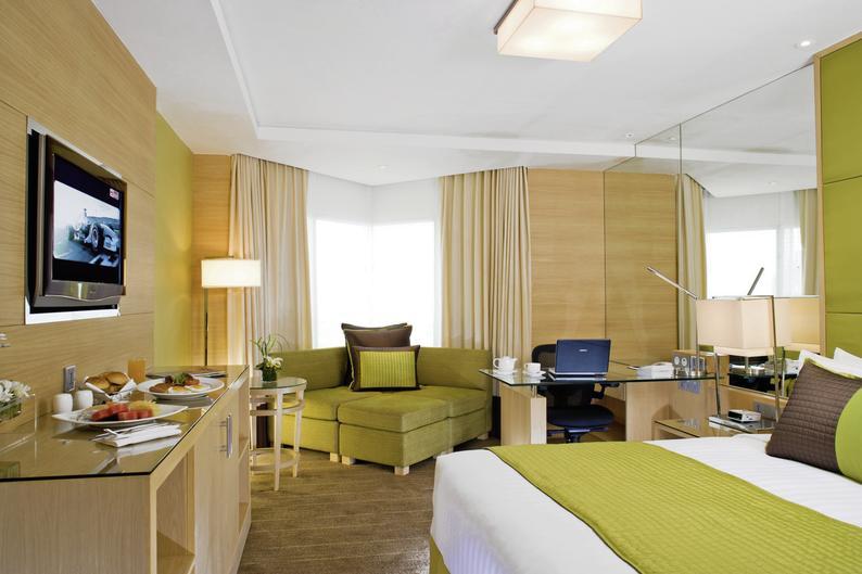 Hotel Holiday Inn Bangkok Silom in Bangkok und Umgebung - Bild von DERTOUR