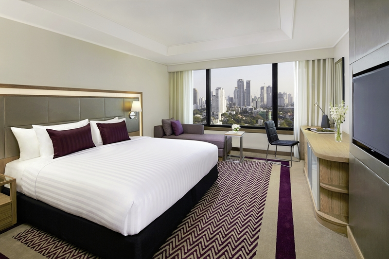 Hotelzimmer mit Fitness im AVANI Atrium Bangkok