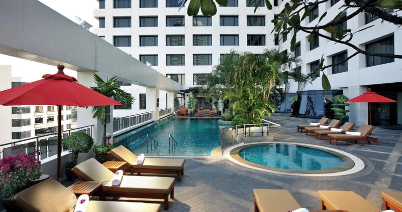 Hotel AVANI Atrium Bangkok 7 Bewertungen - Bild von DERTOUR