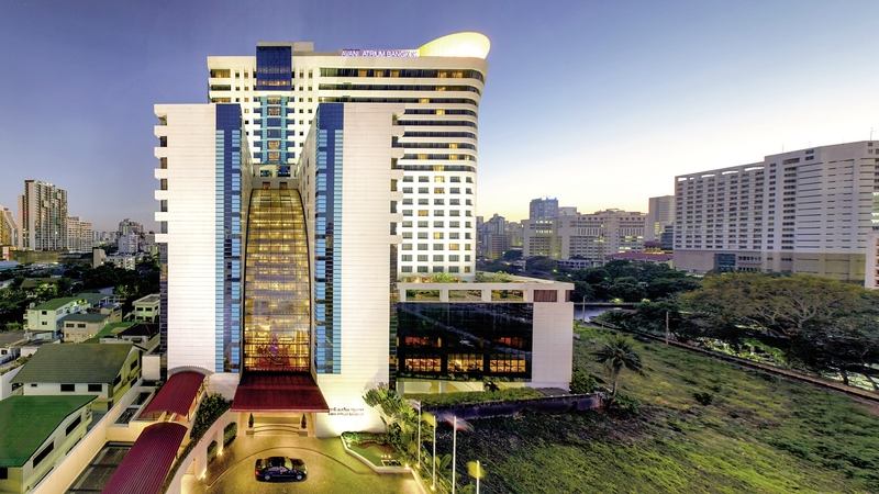 Hotel AVANI Atrium Bangkok günstig bei weg.de buchen - Bild von DERTOUR