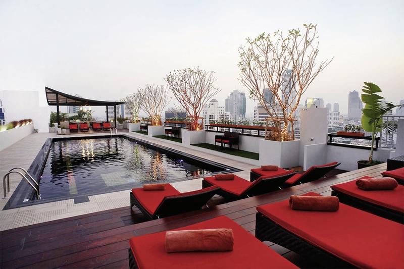 Hotel Furama Silom Bangkok 7 Bewertungen - Bild von DERTOUR