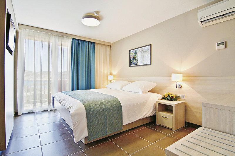 Hotelzimmer mit Tennis im Lopar Family Hotel