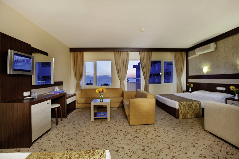Hotelzimmer mit Fitness im Lonicera World