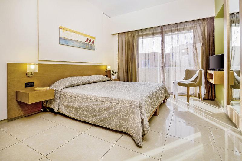 Hotelzimmer mit Fitness im Amalthia Beach Resort