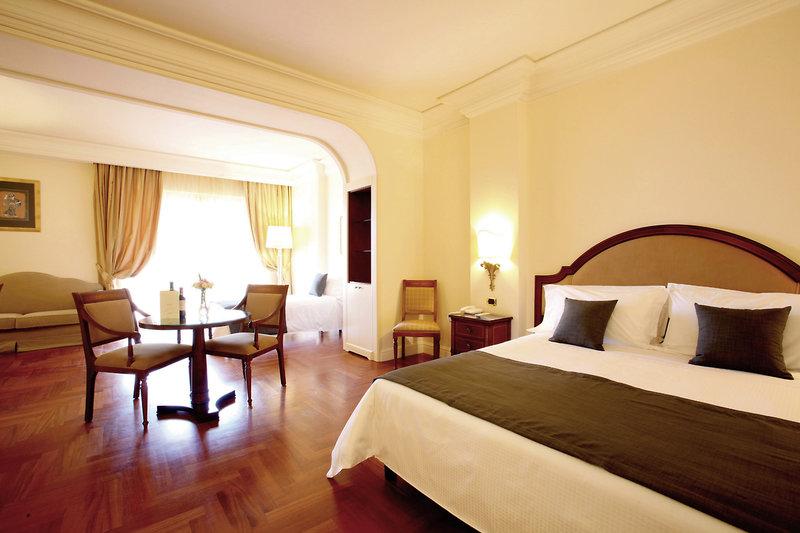 Hotelzimmer mit Tennis im Grand Hotel San Pietro
