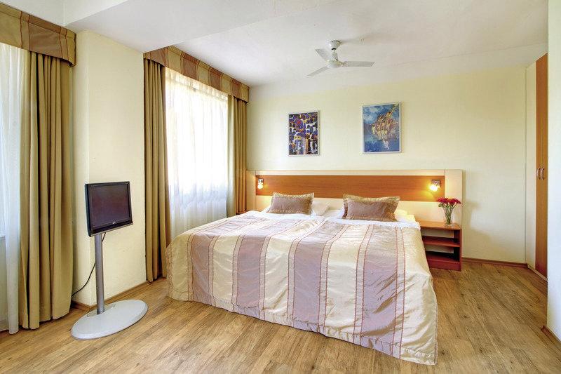 Hotelzimmer mit Casino im Aida Hotel